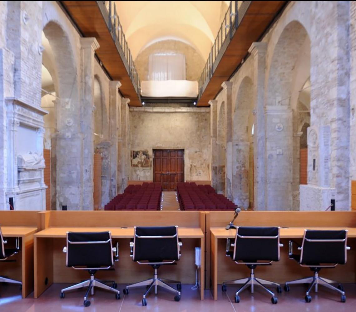 Auditorium S. Domenico - Narni