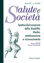 Spettacolarizzazione della disabilità. Media, estetizzazione e riconoscimento_Rivista Salute e Società