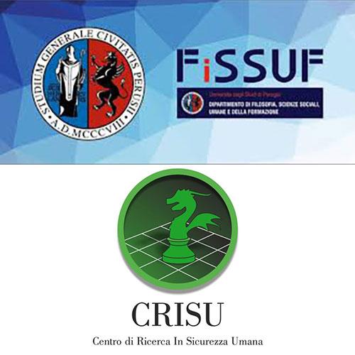 Università di Perugia - FISSUF (Dipartimento di Filosofia, Scienze sociali, Umane e della Formazione) - CRISU